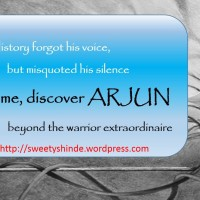 My novel - Arjun: Without A Doubt